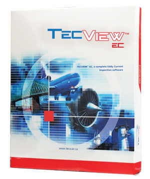 NDT-Software - TecView EC