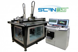 Scan3D™: 3D ULTRASONIC SCANNER