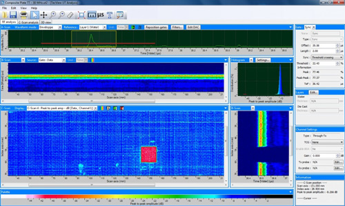 TecView UT: NDT Software