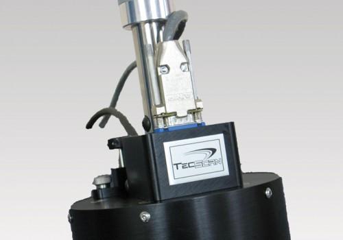 Axle-scanner