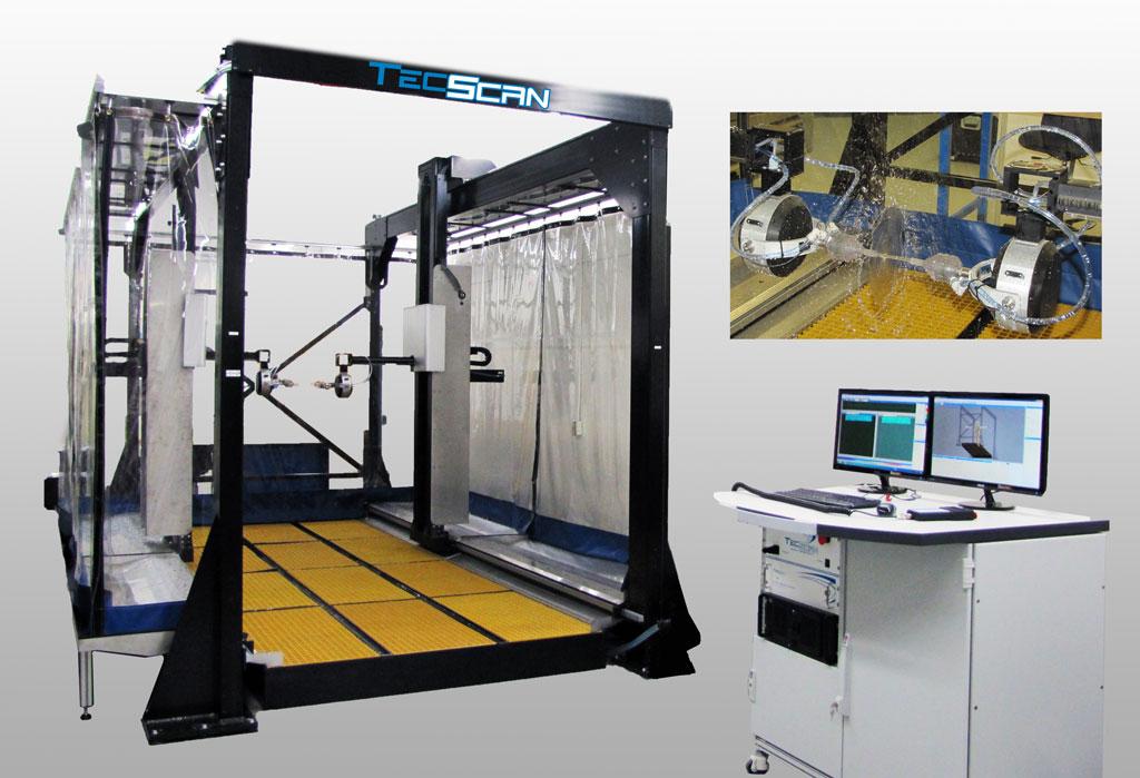 Gantry Systems - TecScan